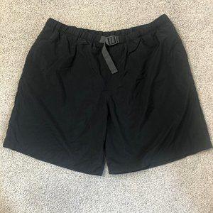 Columbia Nylon Swim Trunks Shorts Adjustable Belt